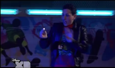 LUCA LUX DISNEY CHANNEL XD SKETCH UP